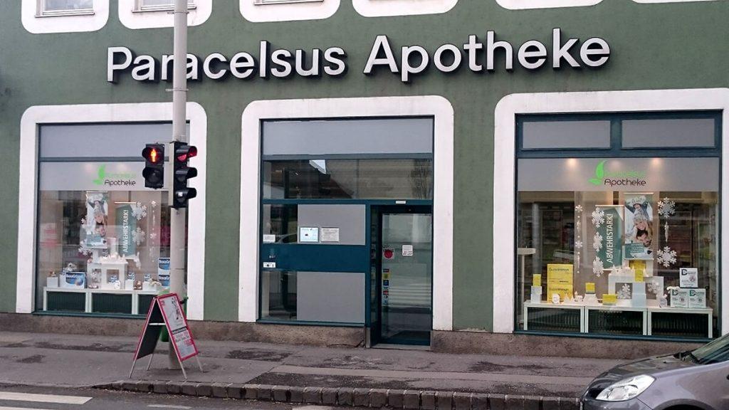 Auslagenfolierung | Spliterschutz | Wien